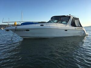 MUSTANG 3800 SPORTSCRUISER Excellent Condition Bayview Pittwater Area Preview