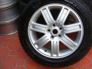 2 Only Gwenuine Landrover Discovery Rims 5 x 120 PCD Green Valley Liverpool Area Preview