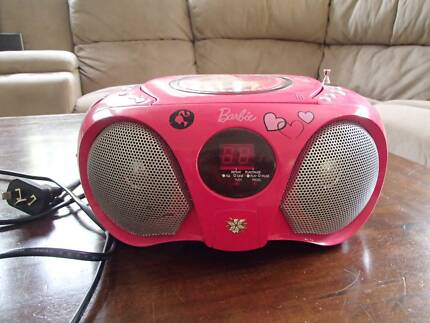 BARBIE CD PLAYER Adamstown Newcastle Area Preview