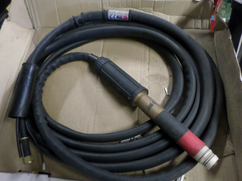 BINZEL PLASMA TORCH and LEADS - ABIPLAS - ROBOTIC ASSEMBLY