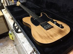 Custom Built Telecaster