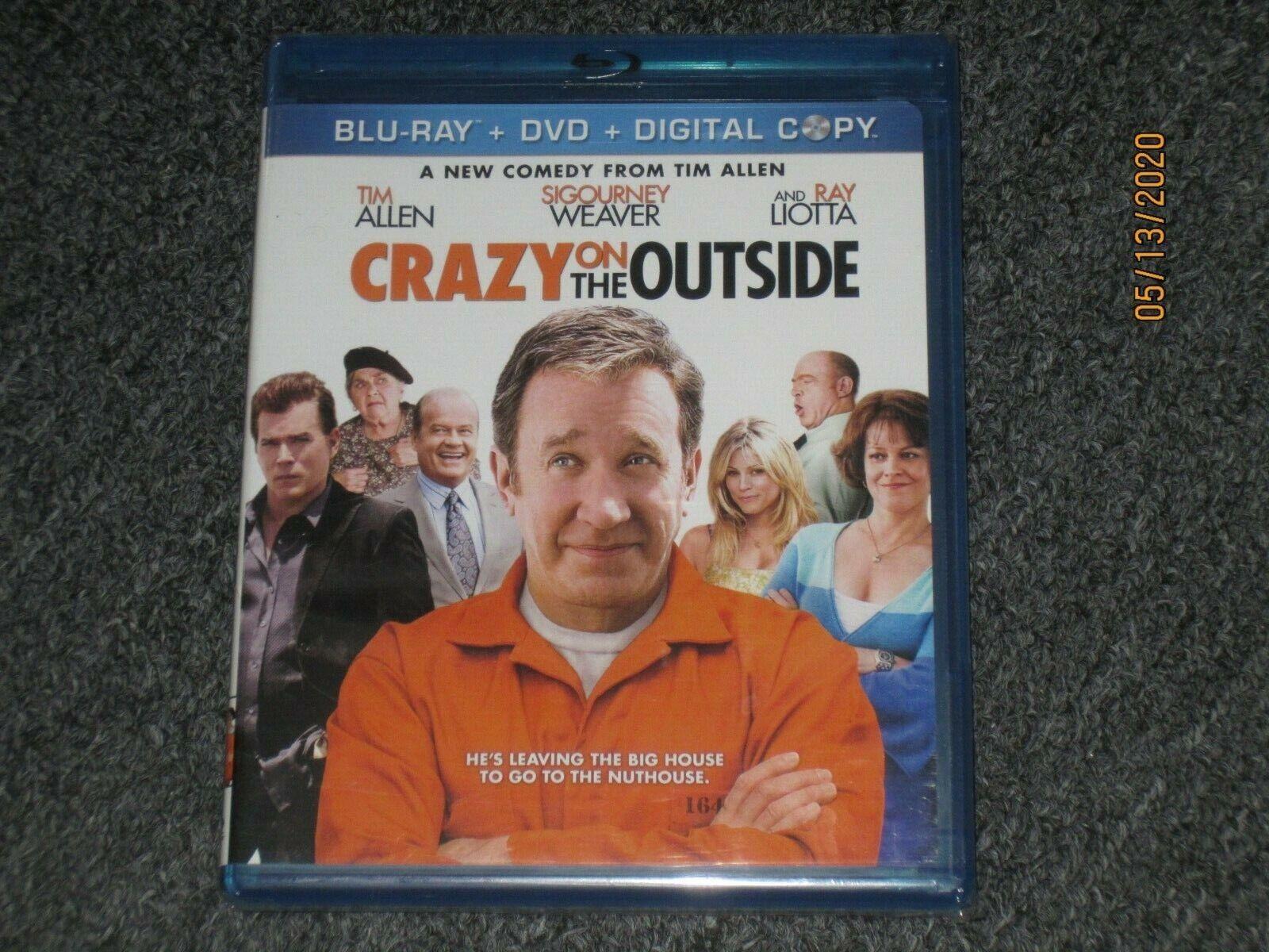 Crazy on the Outside  Tim Allen, Ray Liotta, Kelsey Grammer