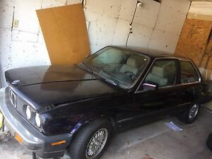 '86 BMW 325 Bimmer Lovers  Car Fax no need eTest no leaks clean!