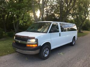 Chevrolet EXPRESS 3500 15 Passagers! 13250$