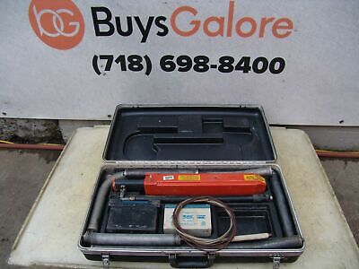 Pipeline Inspection Spy 725 Portable Holiday Detector 5