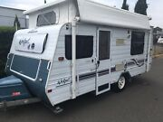POPTOP CARAVAN- JAYCO WESTPORT 16Ft (AIR-CON & DOUBLE BED) Brompton Charles Sturt Area Preview