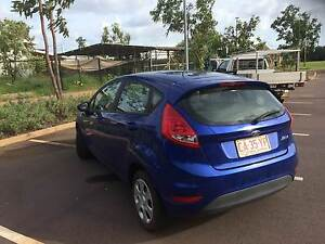 2012 Ford Fiesta - LOW KMs! Rosebery Palmerston Area Preview