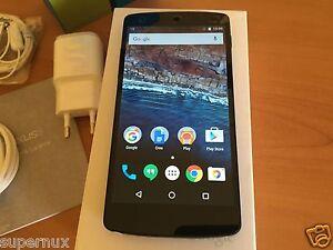 LG-Google-Nexus-5-Telefono-Cellulare-Smartphone-Android-5-034-32GB-2GB-come-NUOVO