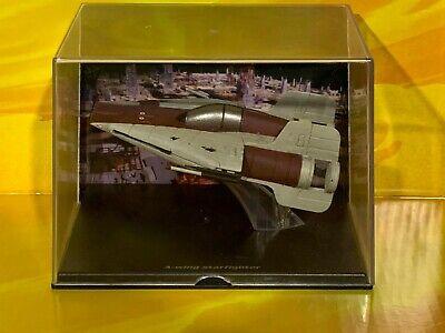 Star Wars - De Agostini - A-Wing Fighter