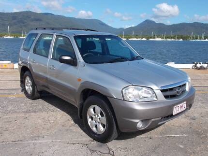 Mazda Tribute Traveller 4WD Wagon Bungalow Cairns City Preview