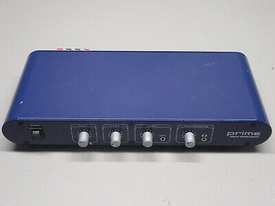 Shure Model SC4-CE MARCAD Wireless Microphone System Receiver *Tested Working*