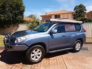 Toyota prado Glenmore Park Penrith Area Preview