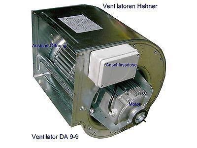 Ventilator Lüfter Motor Gebläse für Dunstabzugshaube, Lüftung und Klima 4100 m³