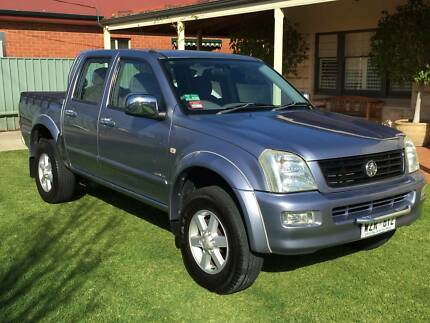 2003 Holden Rodeo LT Duel Cab 2WD 3.5 V6  Automatic Ute Glenelg East Holdfast Bay Preview