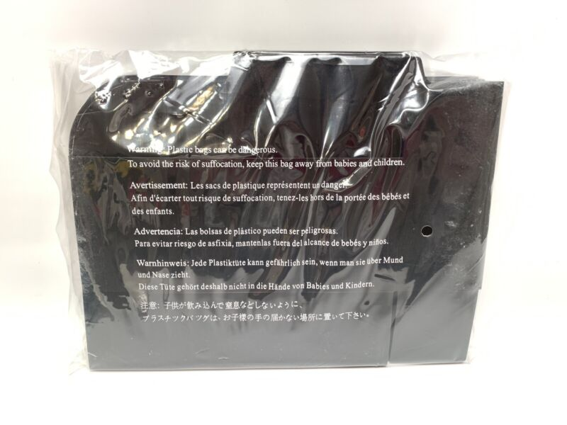Creative Memories Scrapbooking Black Plastic Power Sort Compartment 6 Pack