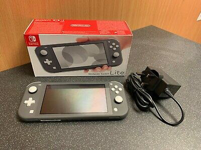 (NE6) Nintendo Switch Lite Handheld System - Grey
