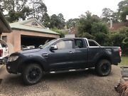 Ford Ranger XLT PX supercab Kings Point Shoalhaven Area Preview