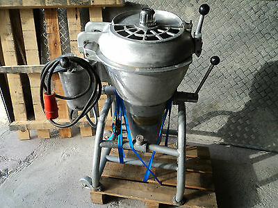 Stephan UMB 25  Kutter Blitzkneter Schnellkneter Teigmaschine Mixer ca 25 Liter