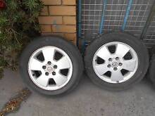 Holden Astra TS Factroy Mags Wheels R15 Campbellfield Hume Area Preview