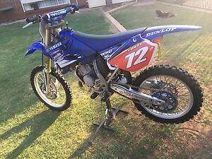 09 YZ 125 Yamaha Kadina Copper Coast Preview