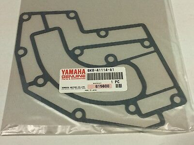 NEW OEM YAMAHA WR500 WR 500 OUTER EXHAUST GASKET 6K8-41114-A1-00