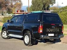 ** 2006 SR5 4X4 TURBO DIESEL AUTO, DUAL CAB KUN26R CANOPY ** Prospect Prospect Area Preview