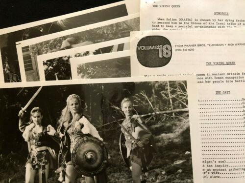 1967 TV MOVIE PRESS KIT