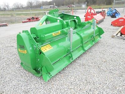 Rotary Tiller 10-2 Valentini A3000tractor 3ptpto Qh Compat Hd 200hp Gbox
