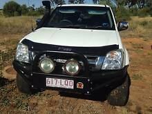 Turbo Diesel 3Lt Holden Rodeo 4x4 Emerald Central Highlands Preview