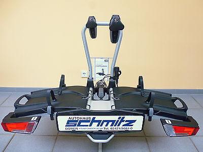 Thule EasyFold 931 Heckfahrradträger für 2 Fahrräder/E-Bike geeignet / klappbar