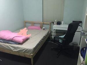 Bed frame + mattress Carlton Melbourne City Preview