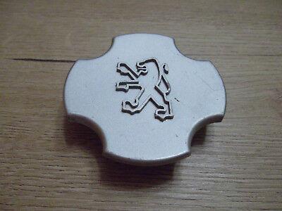 1 x Nabendeckel Peugeot 9612504680 Felgendeckel Nabenkappe (d526) gebraucht kaufen  Bottrop