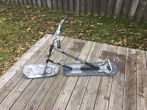Snow scooter