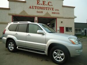 2006 Lexus GX 470 4.7l V8, loaded, Leather,4WD
