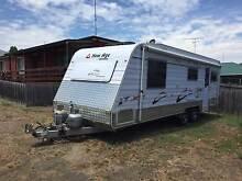 2012 New Age Big Red 24ft Caravan Melbourne Region Preview