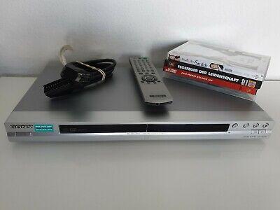 SONY DVP-NS355 CD-/DVD-Player silber + Film-Paket + Fernbedienung + Kabel TOP online kaufen