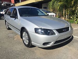 2007 Ford Falcon Sedan Southport Gold Coast City Preview