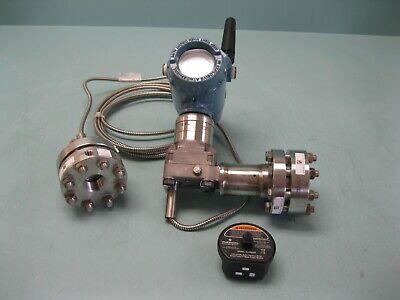 Rosemount 3051sal Wireless Level Transmitter D9 2652
