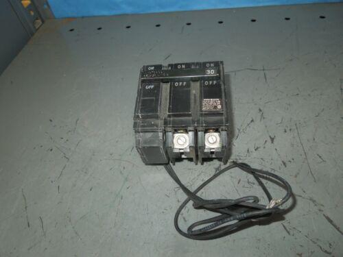 Ge Thqb330tqst1 30a 3p 240v Shunt Trip Device Used