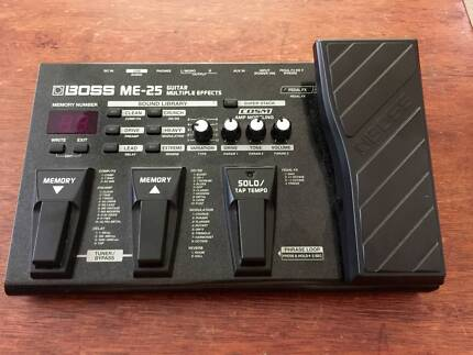 Boss ME-25 Guitar Effects Peadal/Processor Perfect Condition Forestville Warringah Area Preview