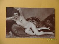 Original 1910's-1920's Postcard Nude Risque Woman Laying Down 32 -  - ebay.co.uk