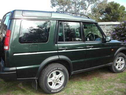 2001 Land Rover Discovery Wagon Greenacres Port Adelaide Area Preview