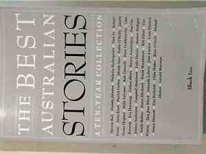 The Best Australian Short Stories - A Ten Year Collection Buninyong Ballarat City Preview