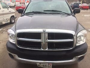 2007 ram 1500 safetied and E-Tested