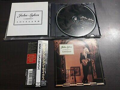 John Sykes - Loveland Japan CD