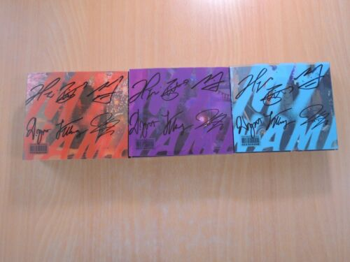 ONF - MY NAME (1st Album Promo) with Autographed (Signed)