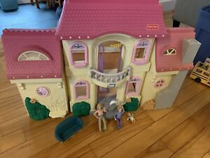 Fisher Price Doll House.