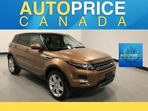 2015 Land Rover Range Rover Evoque Pure Plus NAVIGATION|PANOR...