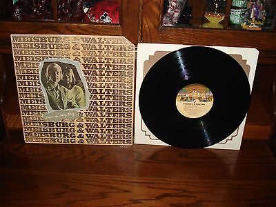 Easy Folk Song (Meisburg & Walters-Love's An Easy Song-Autographed-Folk Rock-Record Album LP )