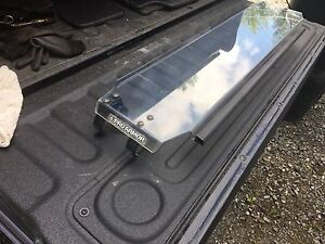 Half windshield, Demi vitre. RZR900xp